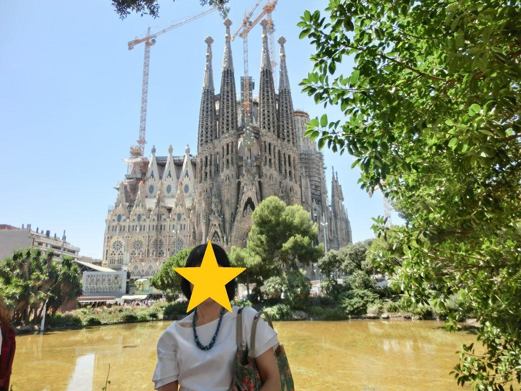 スペイン旅行でサグラダ ファミリアへ Tabily