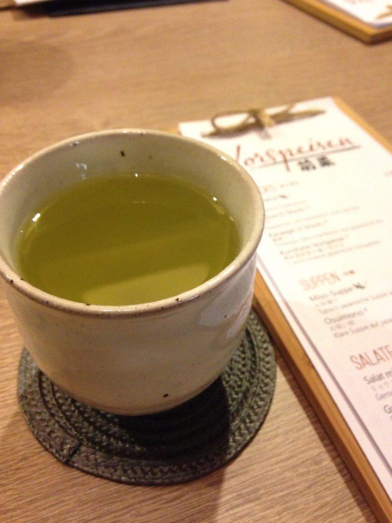 アウクスブルクの日本食レストラン