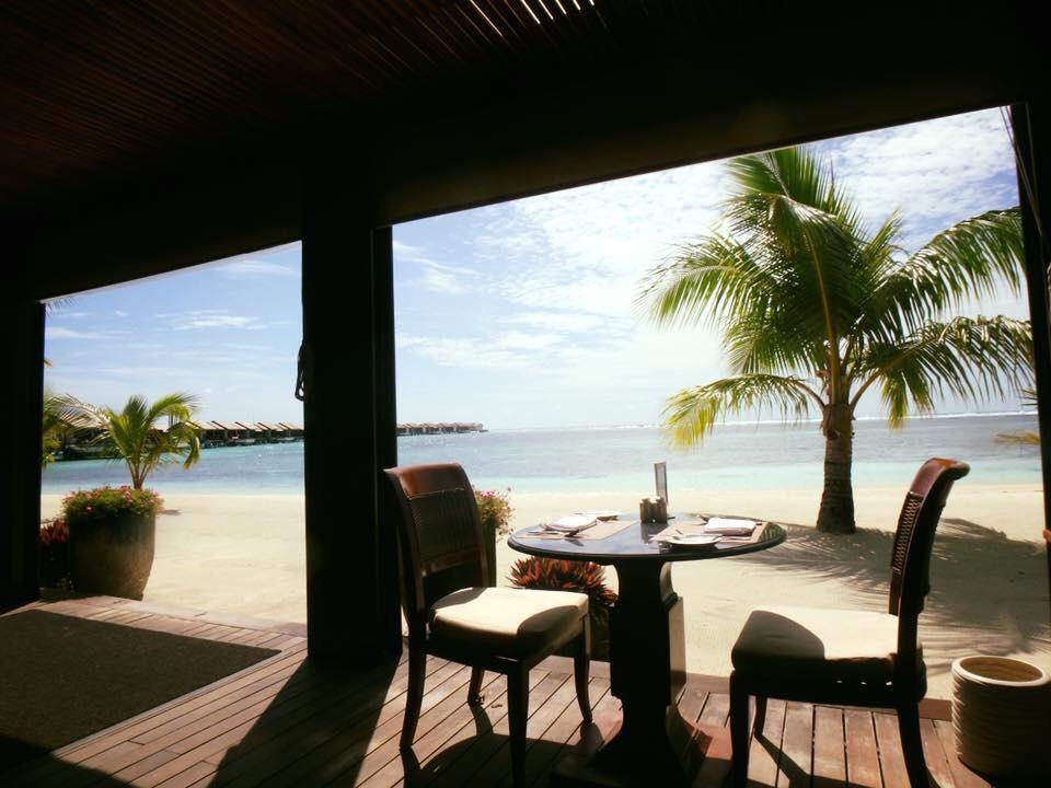 ザ レジデンス モルディブ(The Residence Maldives)のレストラン