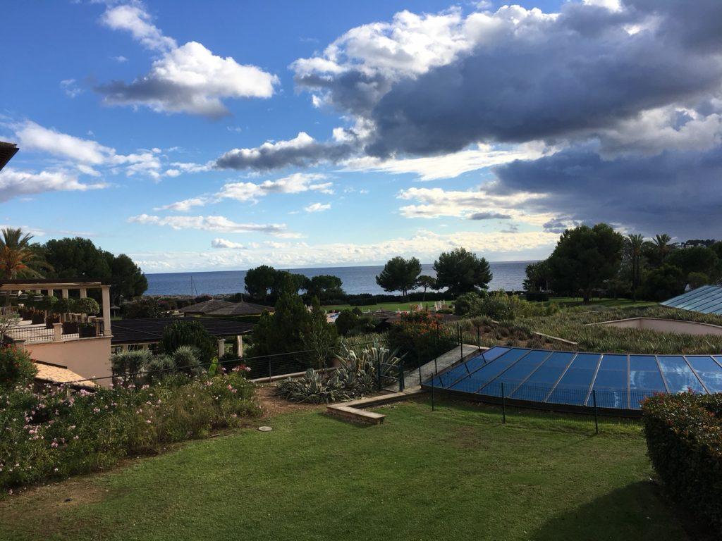 ザ セントレジス マルダバル マヨルカ リゾート(The St. Regis Mardavall Mallorca Resort)ジュニアスイートからの景色