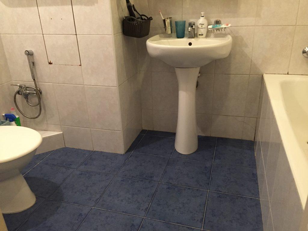 ロシアのバスルーム