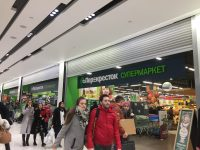 モスクワのスーパー