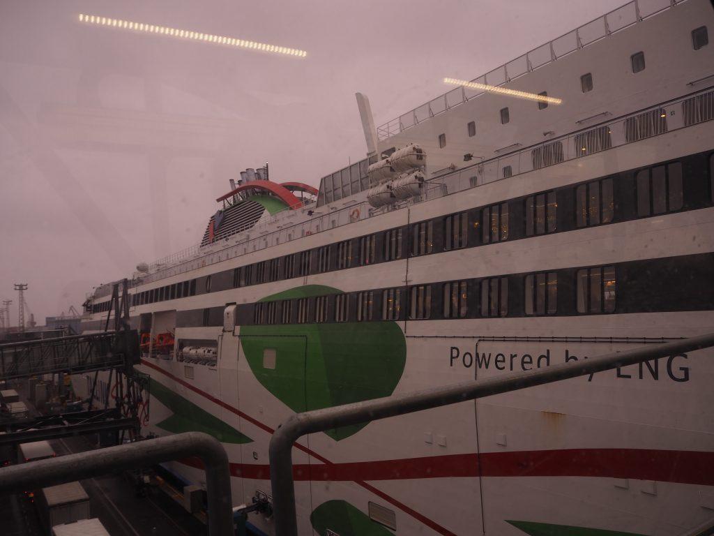 ヘルシンキからタリンへのフェリー、MEGASTAR