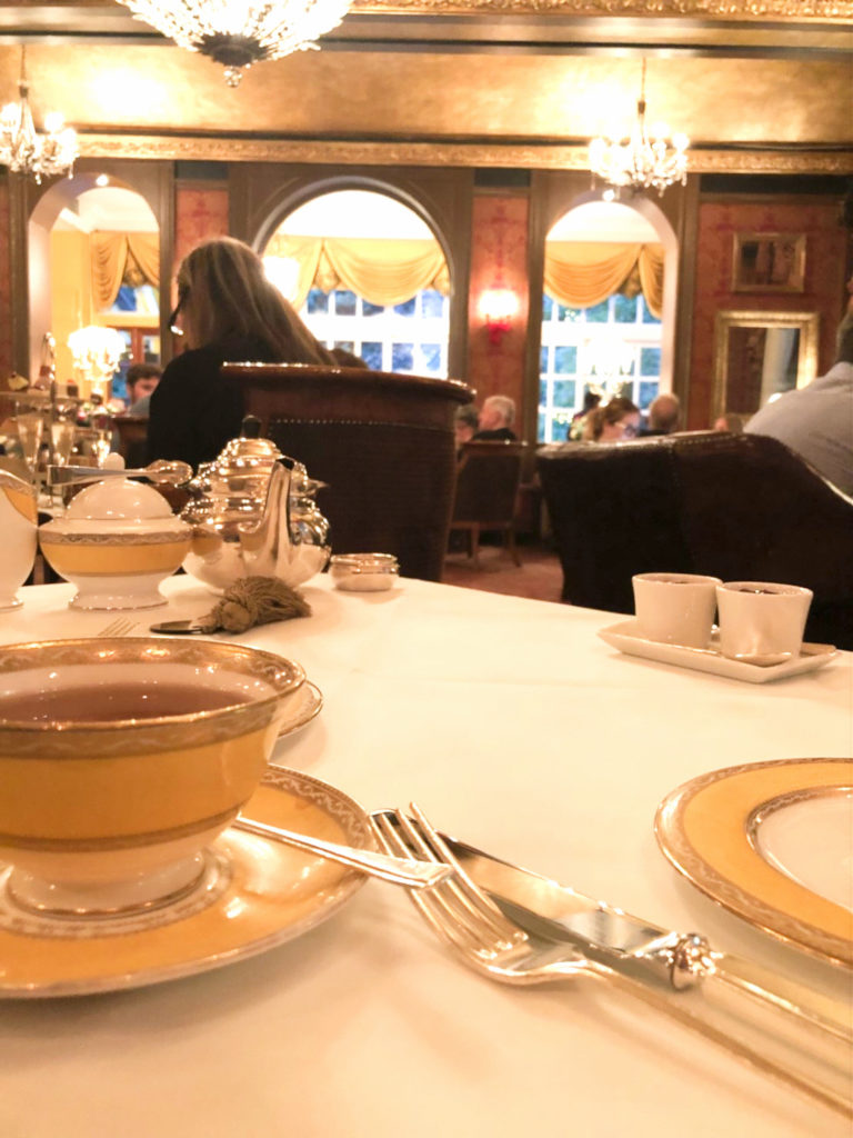 The Goring(ゴーリング)の紅茶