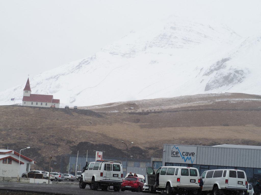 アイスランド最南端のヴィーク村