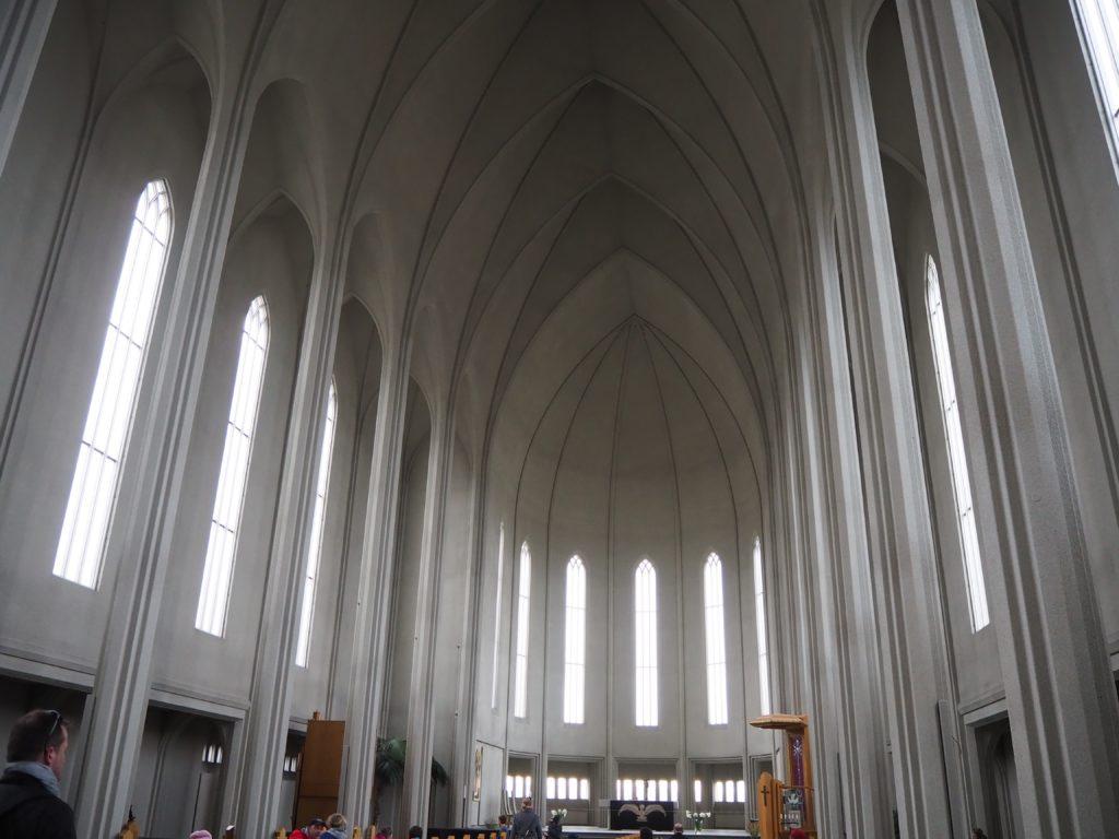ハットルグリムス教会内部