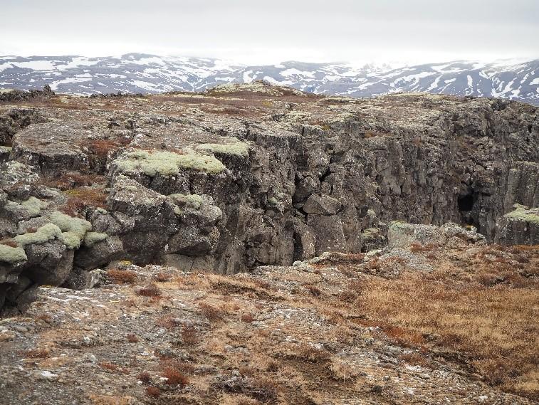 アイスランド、ゴールデンサークル