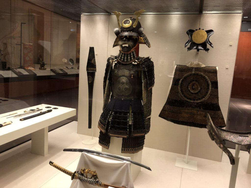 大英博物館の三菱商事日本ギャラリー