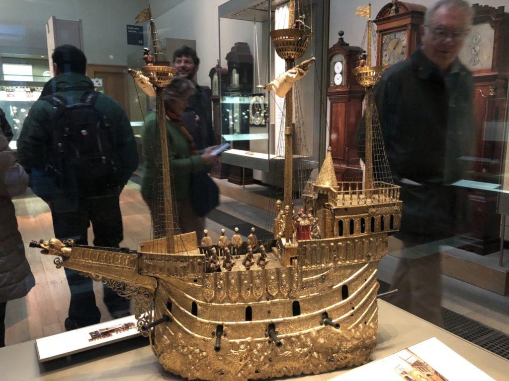 大英博物館の展示物