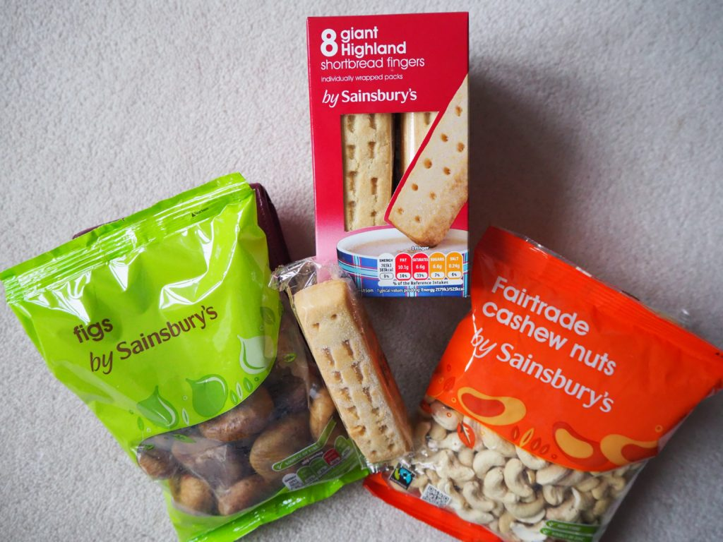 ロンドンのスーパー、セインズベリーズ Sainsbury'sのお土産