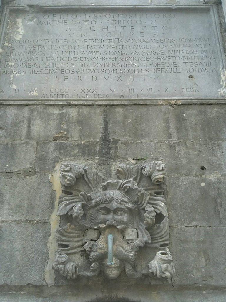 ドブロブニクのオノフリオの大噴水