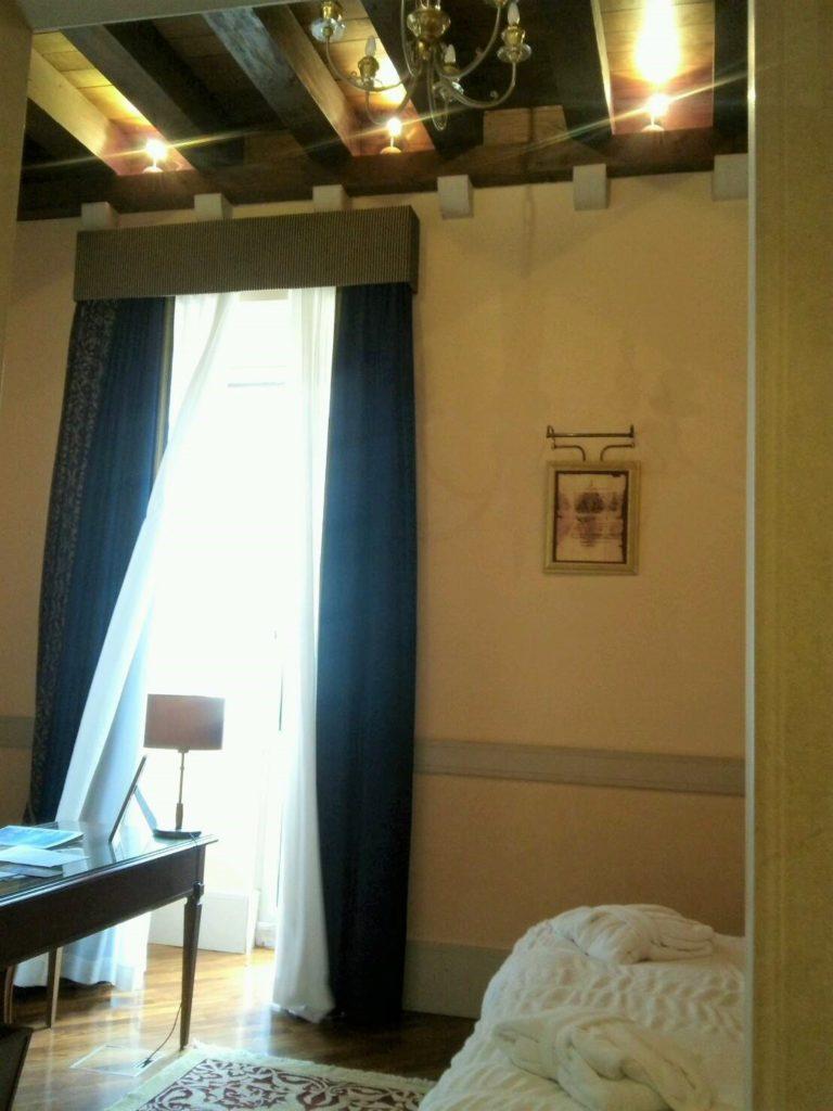 ドブロブニクのプチチ パレス(The Pucic Palace)の客室