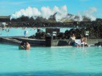 ブルーラグーン入浴