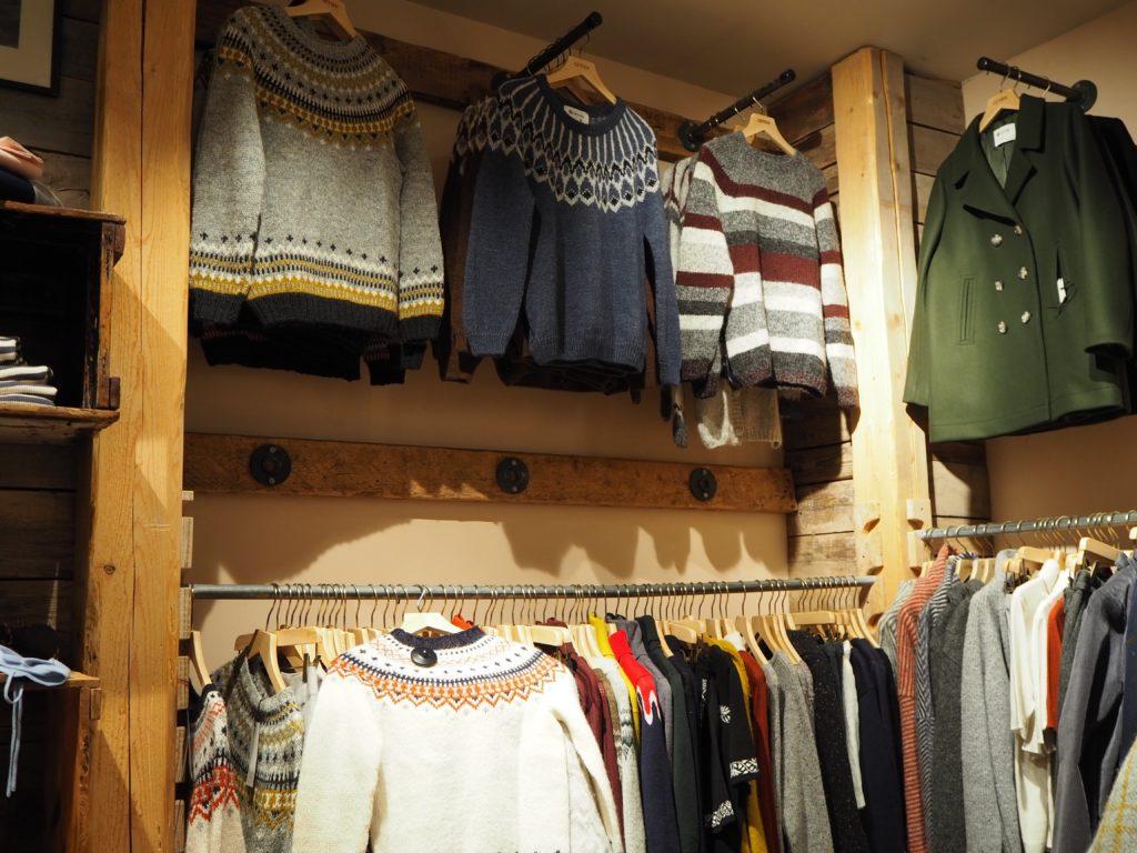 ゲイシール Geysirのウールのセーター