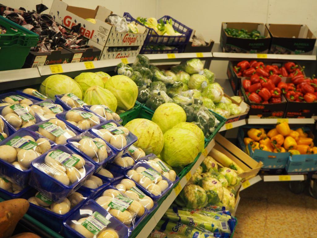 アイスランドのスーパー、ボーナス Bonus店内