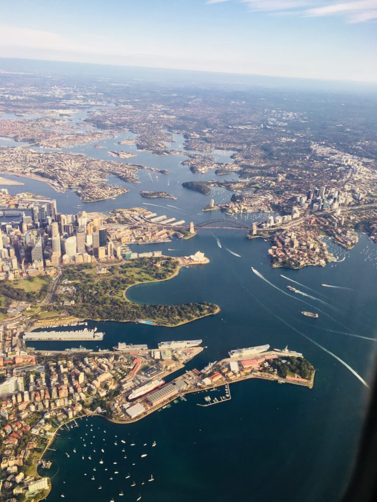 シドニーの景色