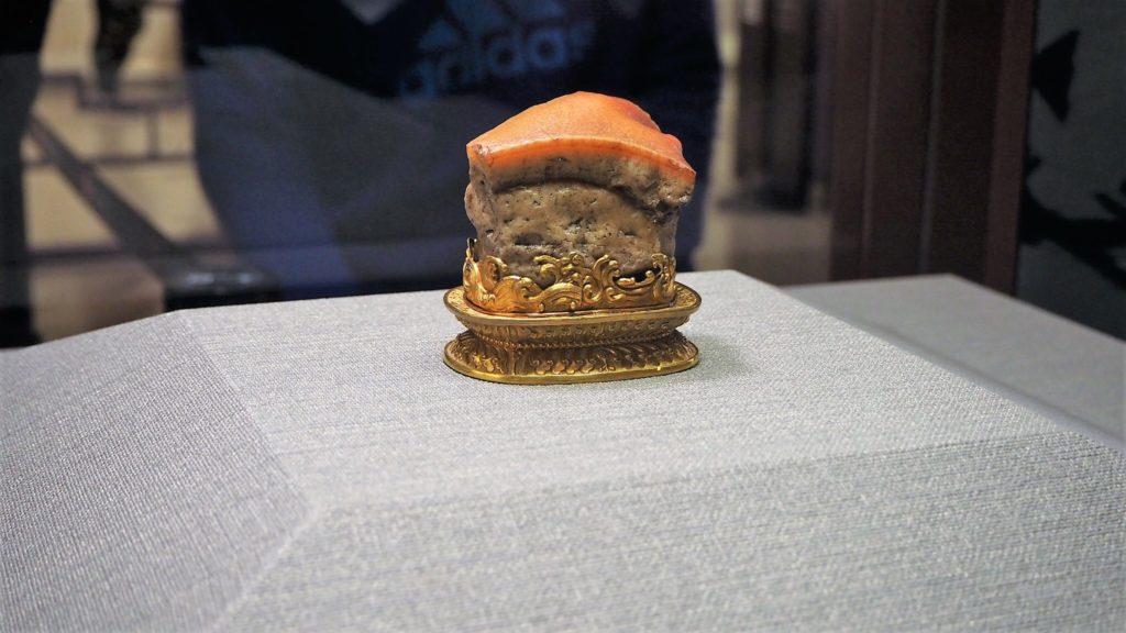 国立故宮博物院、肉形石、角煮