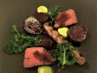 ヘルシンキのRaguのトナカイ肉