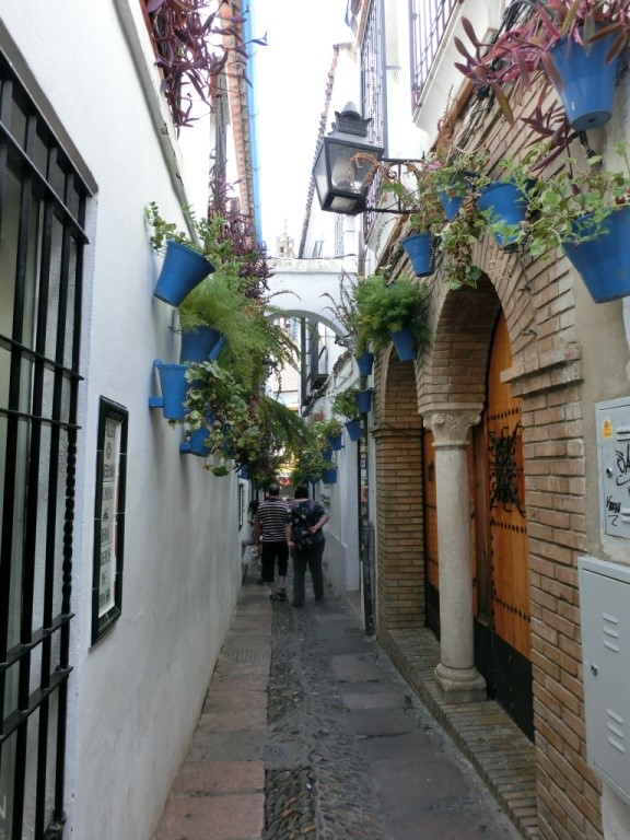 コルドバの旧ユダヤ人街