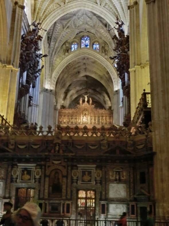 カテドラル(セビリア大聖堂)のヒラルダの塔