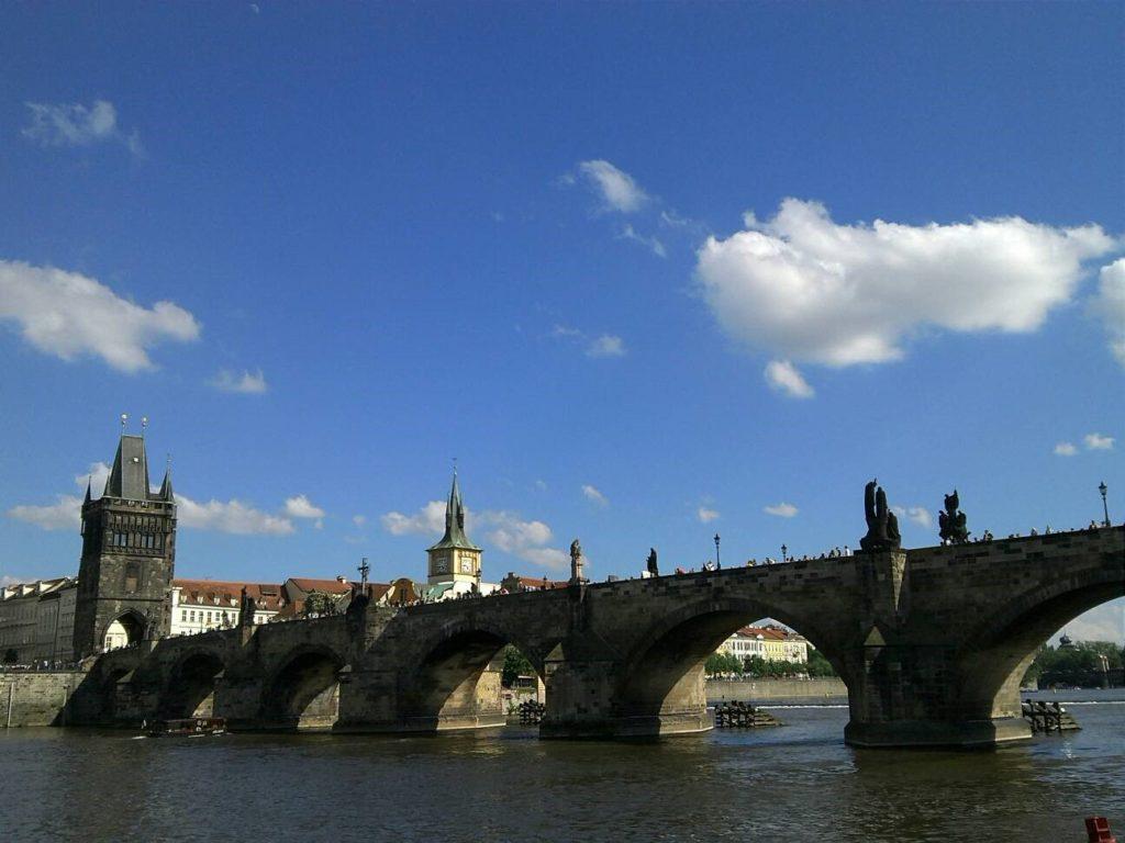 プラハのカレル橋
