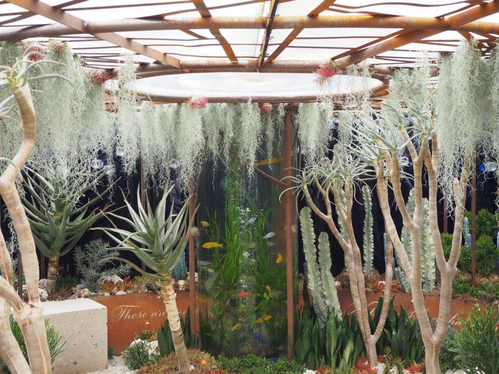 チェルシー・フラワーショー(Chelsea Flower Show)のThe Pearlfisher's Garden