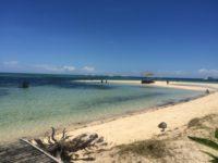 ボホール島のアイランドホッピング