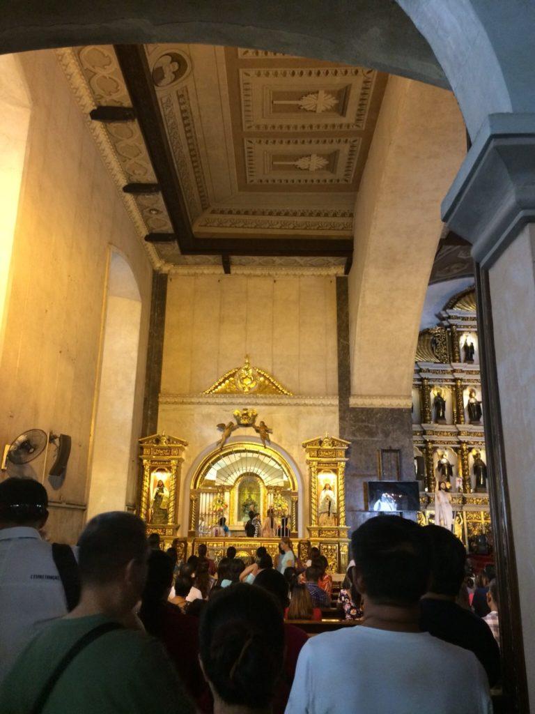 フィリピン、セブ島のサント・ニーニョ教会
