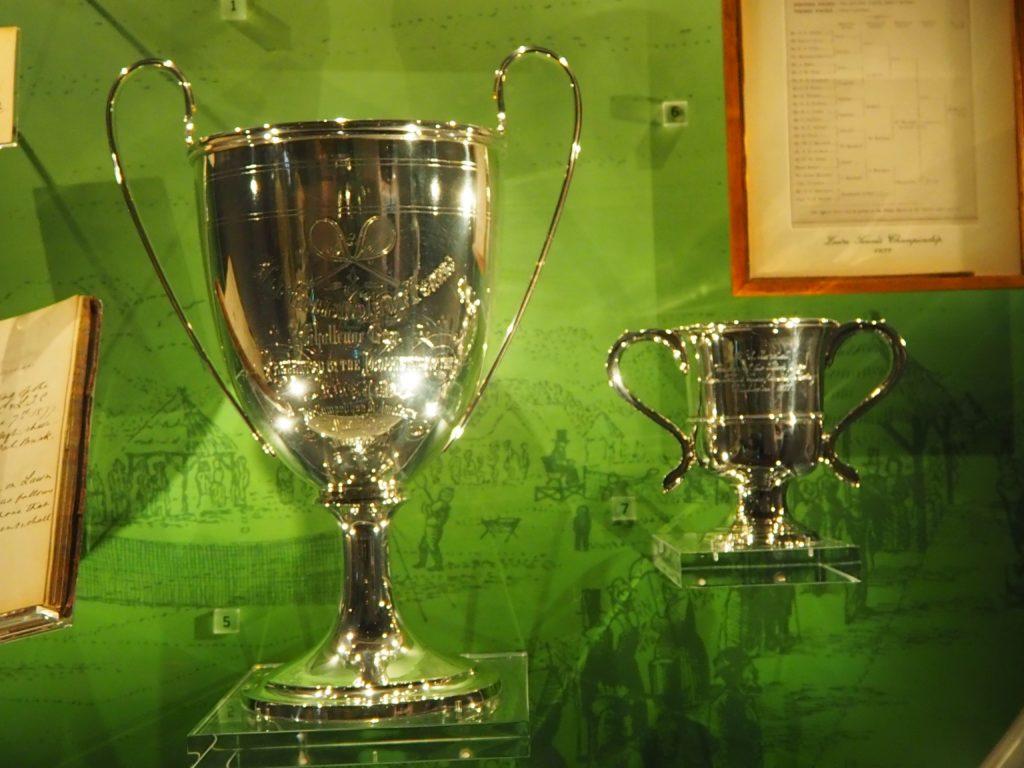 ウィンブルドン(Wimbledon)の初代優勝カップ