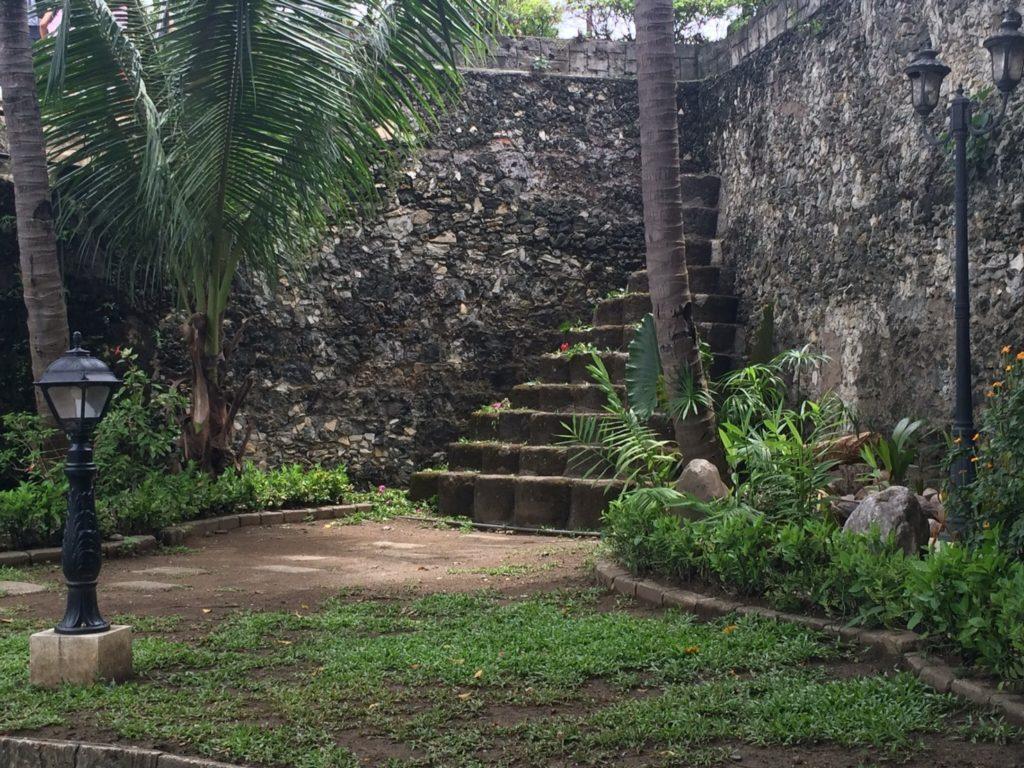 フィリピン、セブ島のサン・ペドロ要塞 (San Port San Pedro)
