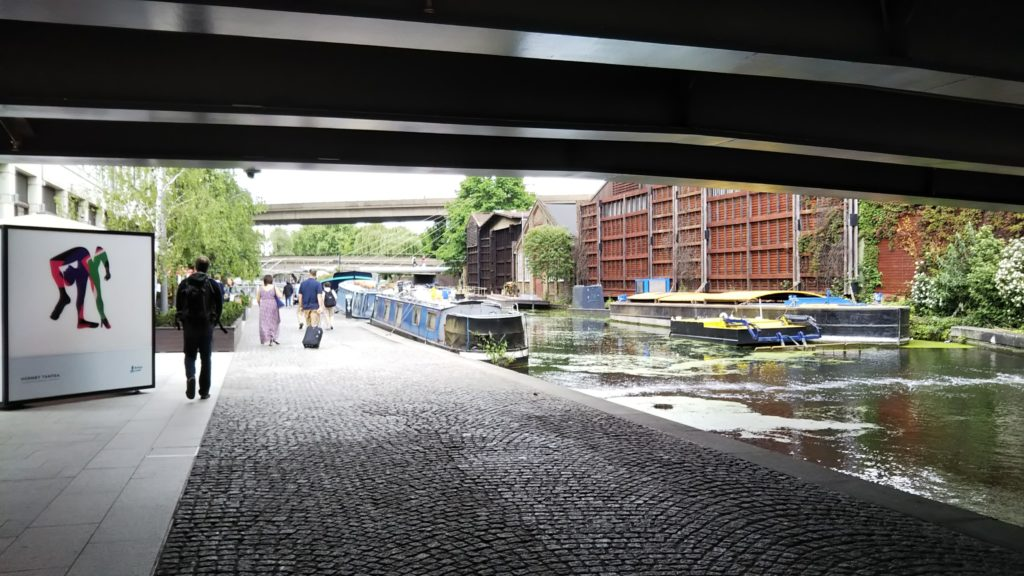 パディントン駅 (Paddington)からリトル・ベニスへの行き方