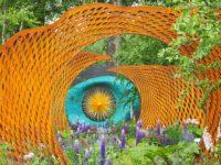チェルシー・フラワーショー(Chelsea Flower Show)のThe David Harber & Savills Garden