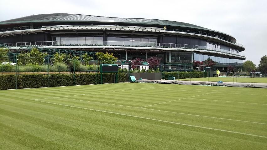 ウィンブルドン(Wimbledon)の第14コート