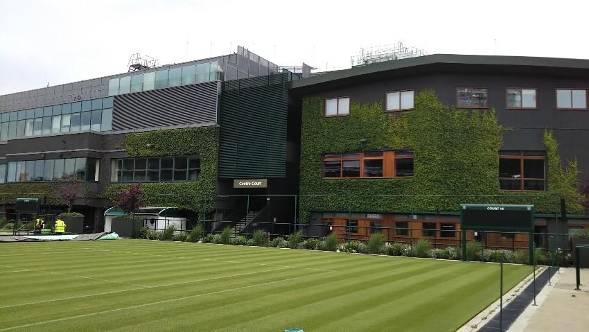 ウィンブルドン(Wimbledon)のオフィス