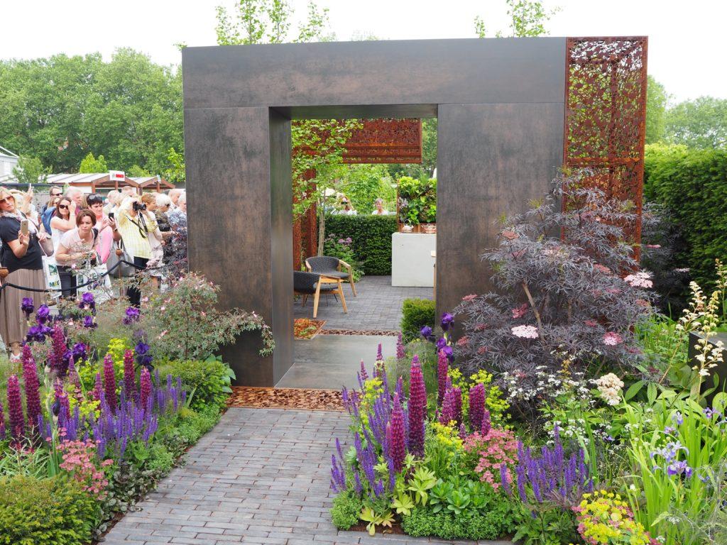 チェルシー・フラワーショー(Chelsea Flower Show)のUrban Flow Garden