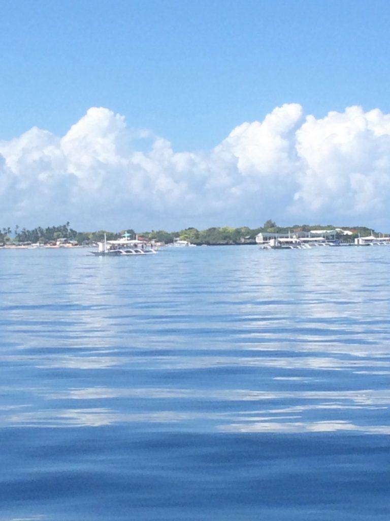 セブ島のアイランドホッピング
