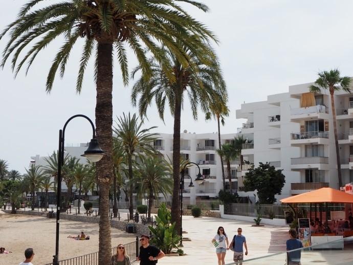 フィゲレータ海岸(Platja de Figueretes)