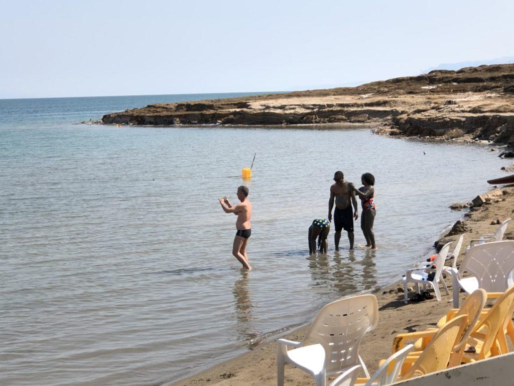 エルサレムの死海
