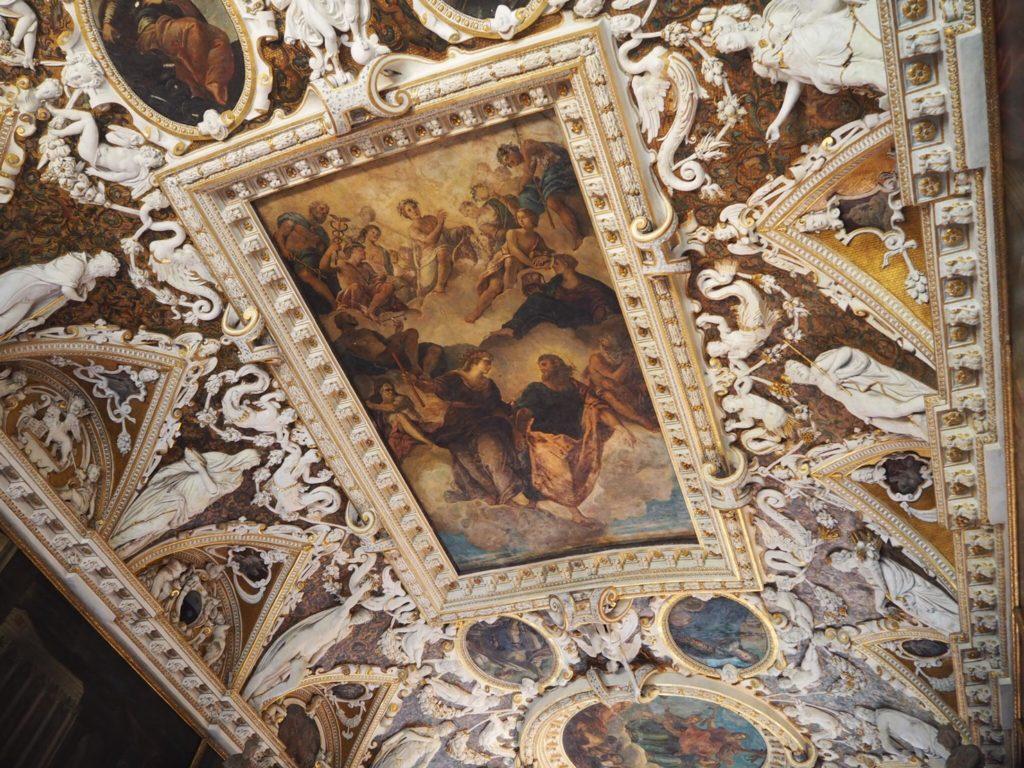 ドゥカーレ宮殿(Palazzo Ducale, Doge's Palace)の4つの扉の間