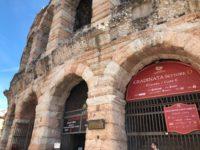アレーナ・ディ・ヴェローナ(Arena di Verona)入口
