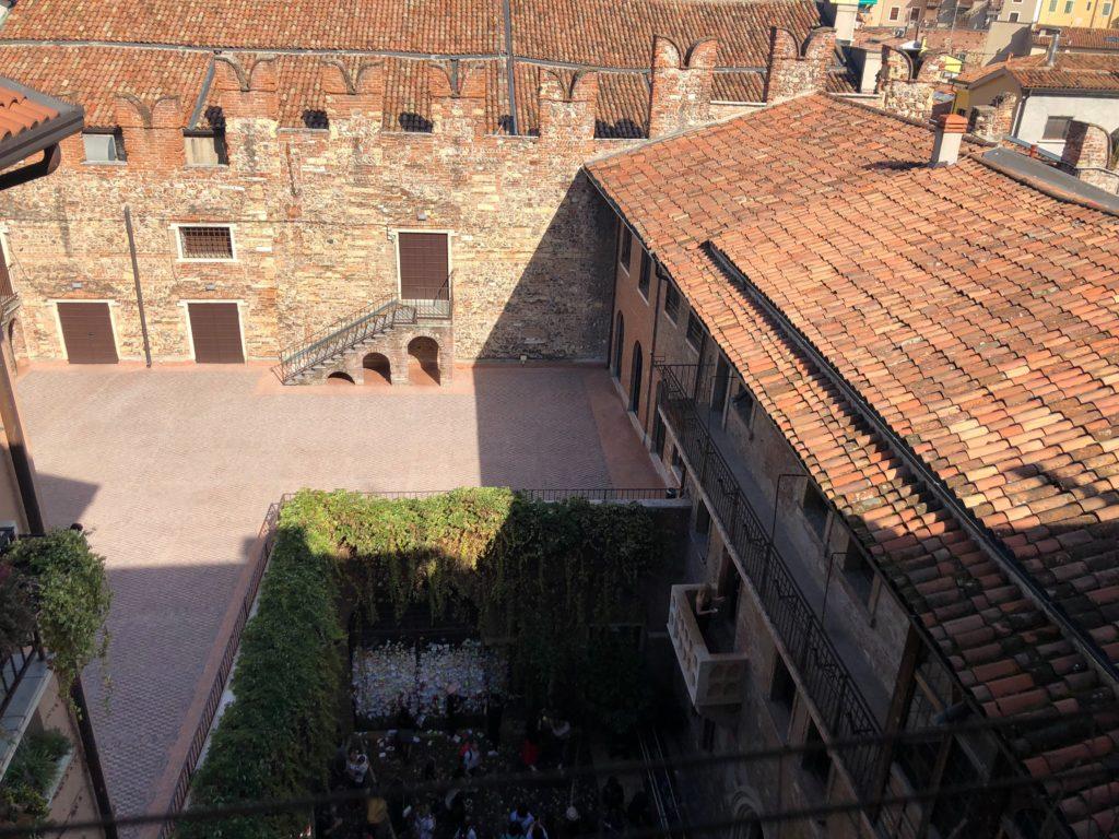 ヴェローナのジュリエットの家(Casa di Giulietta)