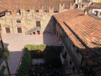 ヴェローナで大人気の観光スポット、ジュリエットの家(Casa di Giulietta)