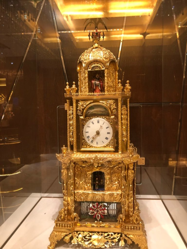 グランド・リスボア・マカオ(Grand Lisboa Macau)の国宝級コレクション