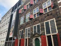 アムステルダムにあるレンブラントの家(Museum Het Rembrandthuis)の外観