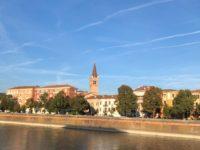 アディジェ川とヴェローナの町並み