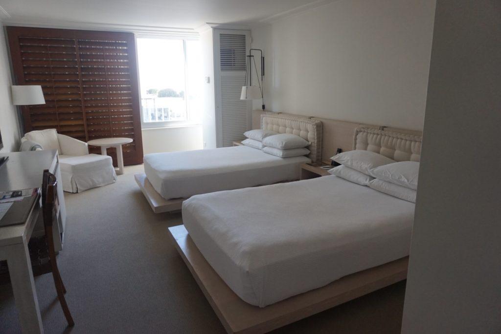 ハワイのホテル、The Modern Honolulu(ザ モダン ホノルル)の客室