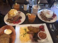 アムステルダムのGreenwoods Singelの朝食