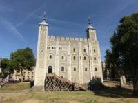 ロンドン塔のホワイトタワー(White Tower)